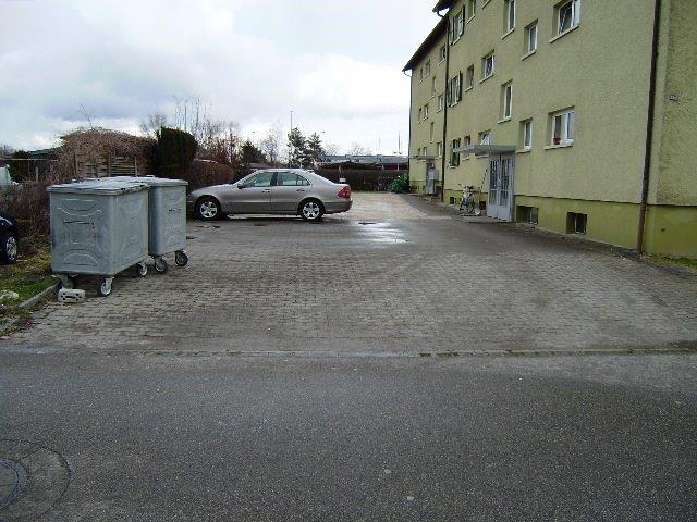 Aussenparkplätze