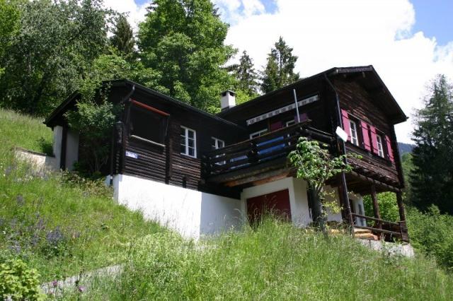 Ferien-Chalet: Ruhig gelegen und doch schnell im Zentrum Chu 9104232