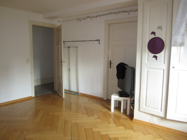 grosse Wohnung in Solothurn