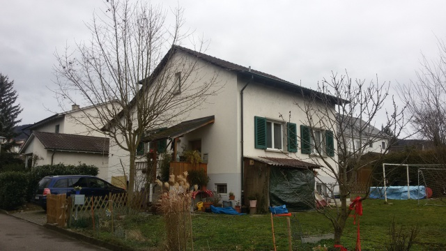 Einfamilienhaus in ruhigem Quartier in Dornach, Nähe Schule  13840356