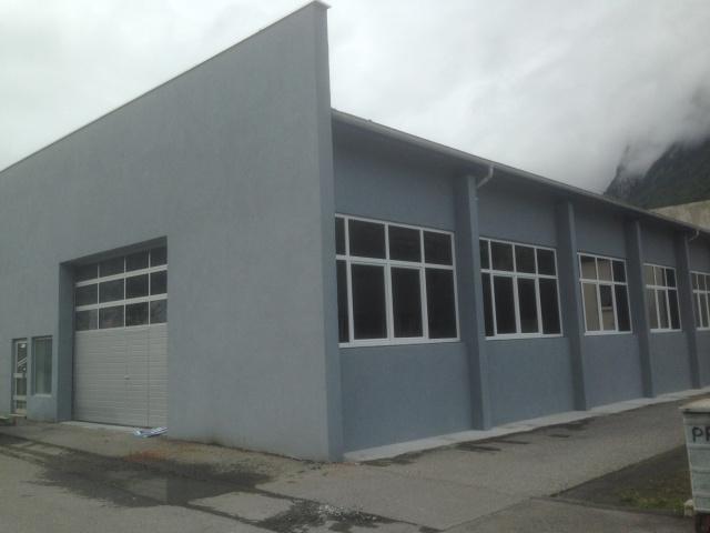 Entrepôt atelier