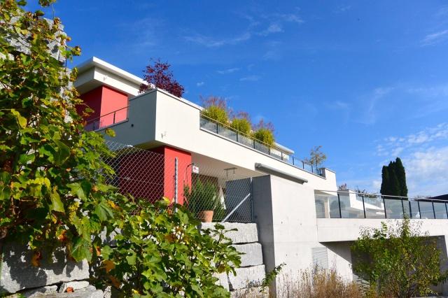 6 1/2 Zimmer-Terrassenhaus mit herrlicher Aussicht