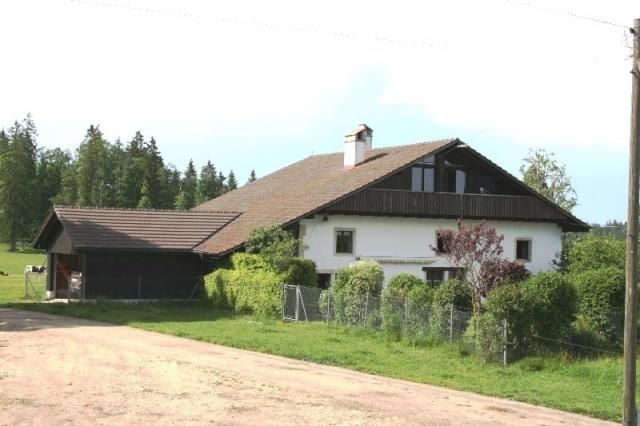 Magnifique maison franc-montagnarde, 9.5 pces, mobilier comp 11007953