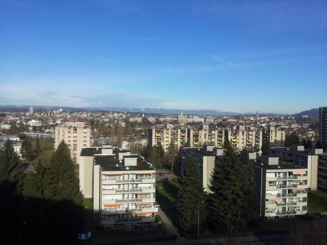 Aussicht über die Stadt Bern 12018799