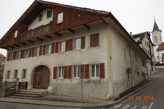 Tramelan - Immeuble avec cachet situé au centre du village 5422801