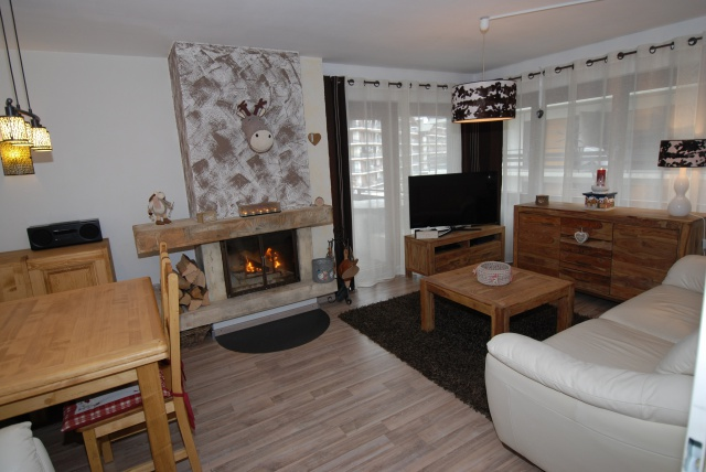 2.5 pièces meublé, 66 m2, rénové, au centre de Haute-Nendaz 13046200