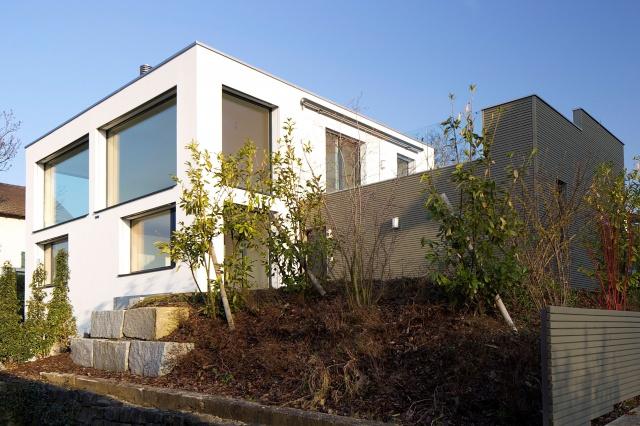 Modernes Einfamilienhaus mit herrlicher Bodenseesicht 11384853