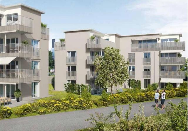 ERSTVERMIETUNG 3.5 Zi.-Wohnung im MINERGIE-Standard 11007555