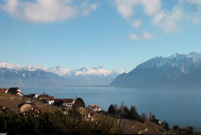 Beautiful lake view in Grandvaux (Lavaux) 11400122