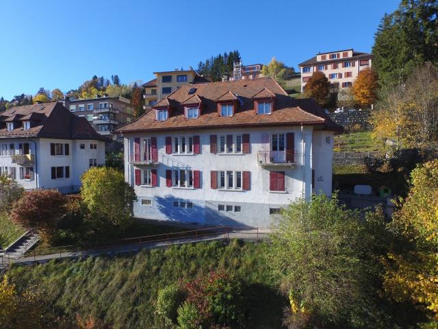 Maison familiale de 2 logements, avec beau jardin 11984581
