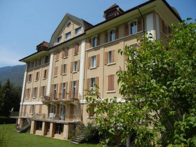Superbe 5,5 pièces au 2ème étage avec balcon 10684848