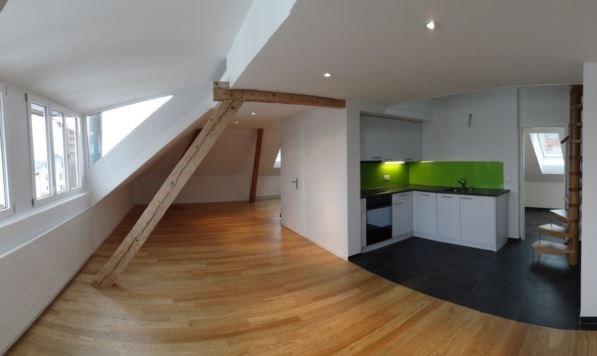 Loft-ähnliche Dachwohnung (Ausbau 2013) mit Galerie 11985094