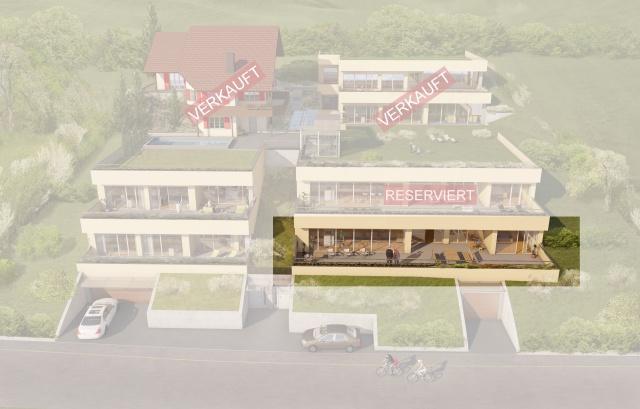 NEUBAU: Terrassenwohnung an einmaliger Aussichtslage