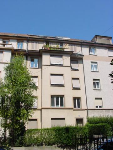 3,5-Zimmerwohnung im Gundeli