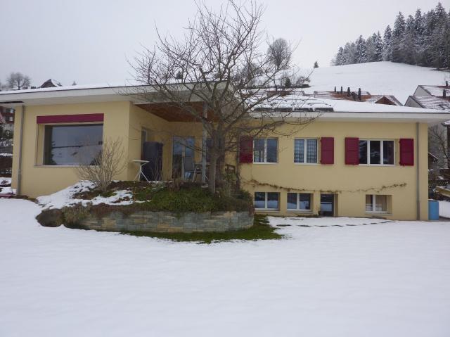Schönes Einfamilienhaus an Top Lage in Langnau i.E.