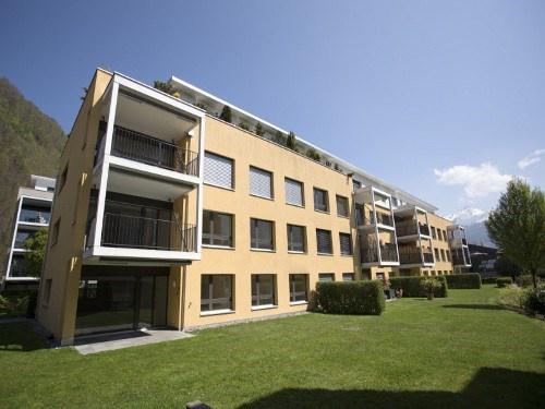 Moderne 4 1/2-Zimmer-Wohnung im Wohnpark Hansmatt 13012663