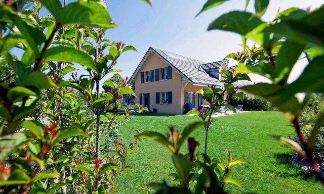 Granges Veveyse - 2 villas jumelées et 2 villas contigües 12366856