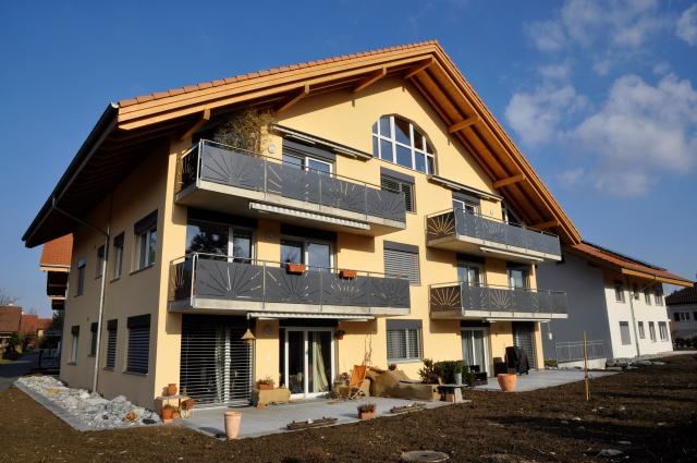 Wunderschöne 5 1/2 Zimmer-Dachwohnung