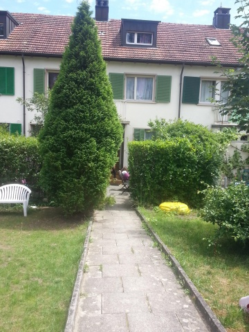 Gepflegtes 4.5-Zi.-Reihen-Efh mit Balkon, Garten und neuer K 11426647