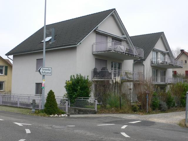 Wohnen an der Aare nahe bei Aarau