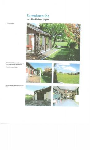 Freistehndes Haus mit Terrasse und Garten 10894599