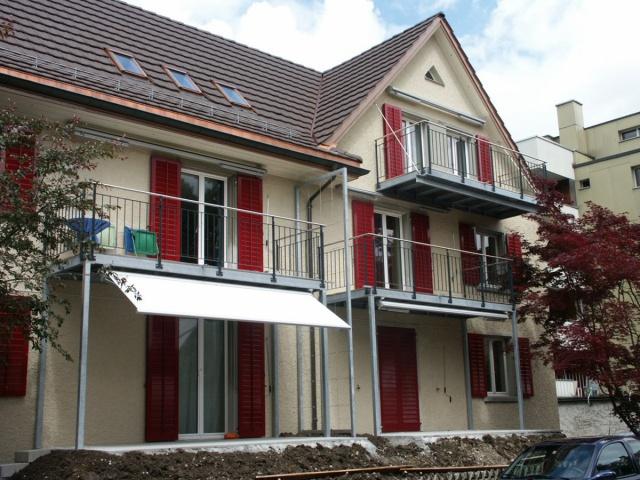 3 Zimmer Dachwohnung 13804531