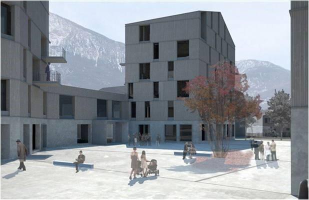 2.5-Zimmerwohnung im Aletsch Campus 10416943