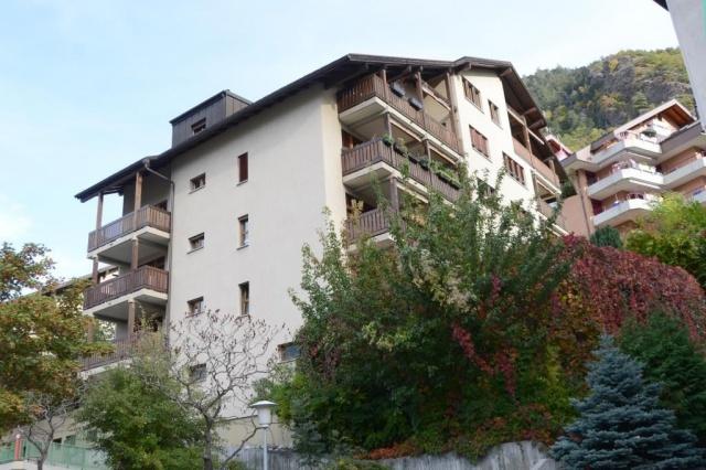Aussichtsreiche 6.5-Zimmerwohnung über den Dächern von Visp