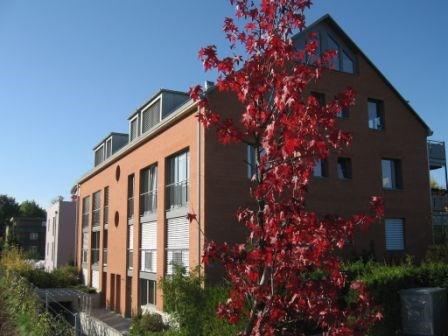 Maisonnette-Dachwohnung in Riehen