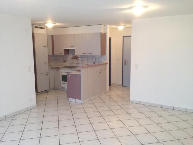 Appartement 3,5pce, avec garage