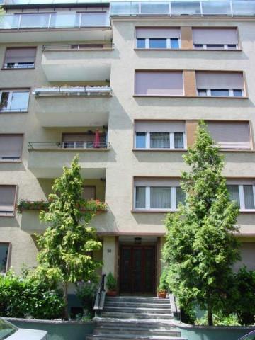 1-Zimmerwohnung nähe St. Johanns-Quartier
