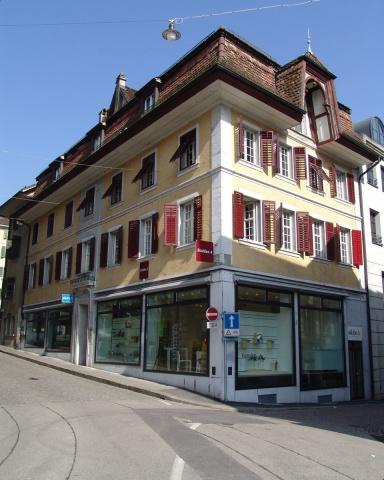 Moderne 1½-Zimmerwohnung in der Altstadt 12988511