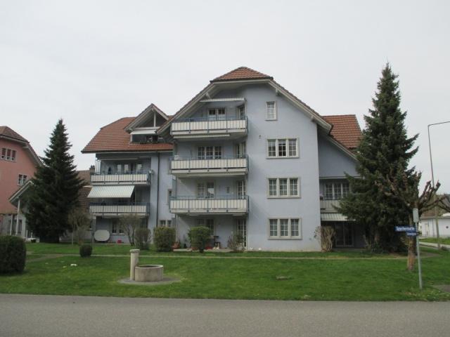 3.5-Zimmerwohnung im Dorfzentrum 12340292