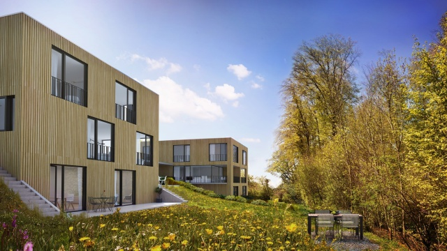 Neubauprojekt auf dem Linsberg: 2 Doppel-EFH an attraktiver  13533873
