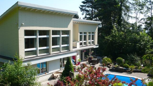 Ein Platz an der Sonne - modernes 6.5 Zimmer Einfamilienhaus 11384852