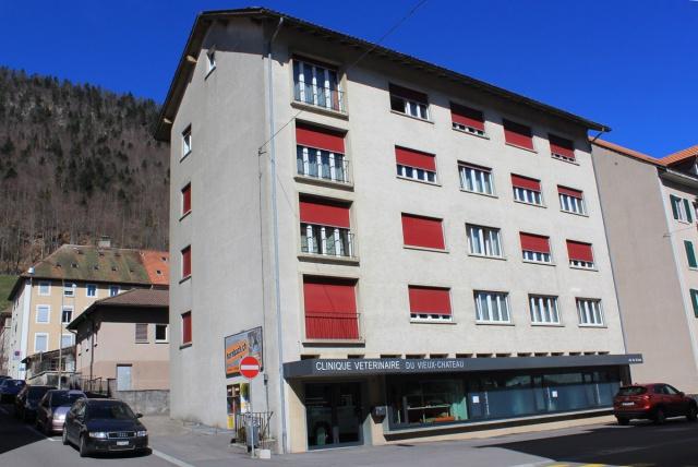 Immeuble mixte, Saint-Imier (BE) 11111656