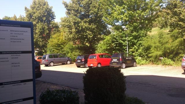 Aussenparkplätze zu Vermieten 10631271