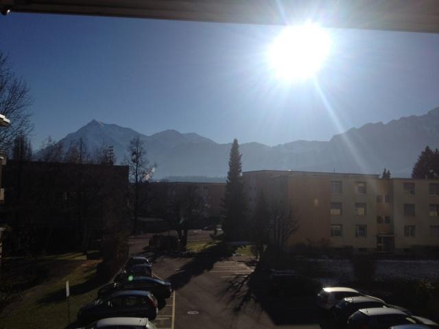 3.5-Zimmerwohnung mit sonnigem Balkon!