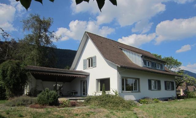 Herrschaftshaus an erhöhter, sonniger und ruhiger Südhanglag 12284567