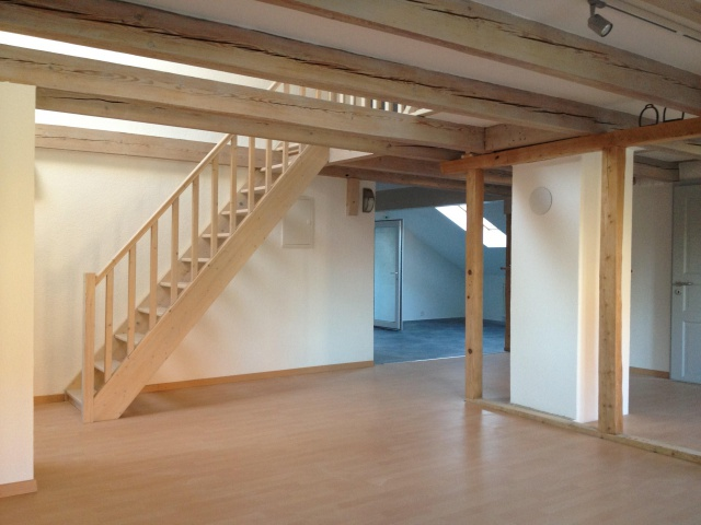 Neu renovierte 3 1/2 Zimmerwohnung (Duplex) im Bauernhaus 12988682