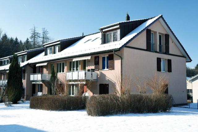 Helle 3-Zimmer-Wohnung an ruhiger Waldrandlage 13804746
