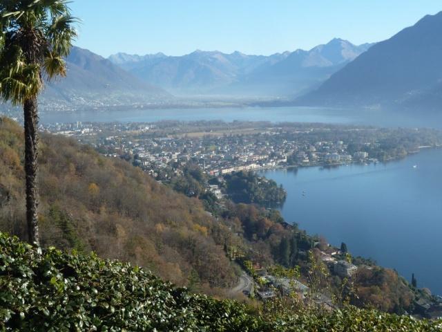 Spitzenlage in Ronco sopra Ascona (Tessin) 12943016