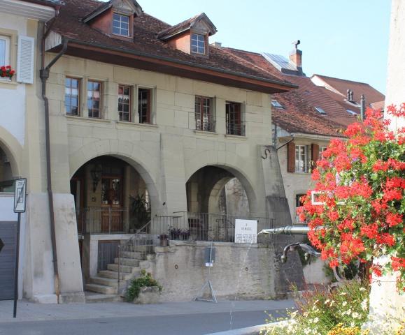 Historisches Altstadthaus in Avenches 11930282