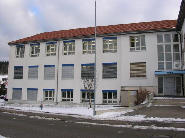 Immeuble industriel