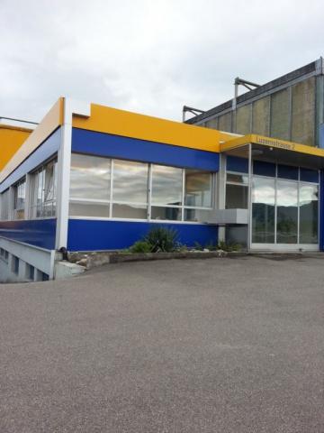 Bürogemeinschaft im Gewerbepark Subingen hat etwas zu bieten