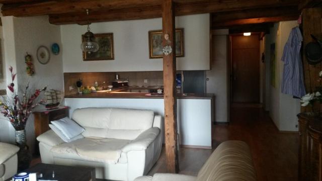 Bel appartement de 4.5 pces (100 m2) au centre à Evilard-Leu 11154690