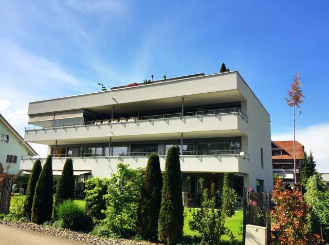 Grosszügig und modern - 5.5 Zimmer-Maisonettewohnung 12409948