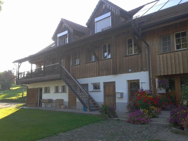 7,5-Zimmer-Hausteil, baubiologisches Holzhaus 11008232