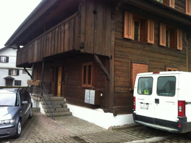 3,5-Zi-Wohnung in Bauernhaus zu vermieten