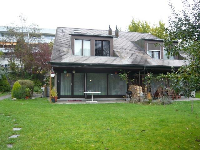 Der Traum vom Haus mit eigenem Garten